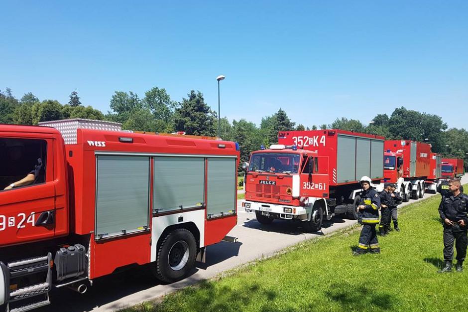 Ochotnicza Straż Pożarna dostanie zastrzyk gotówki. Jest nowy program