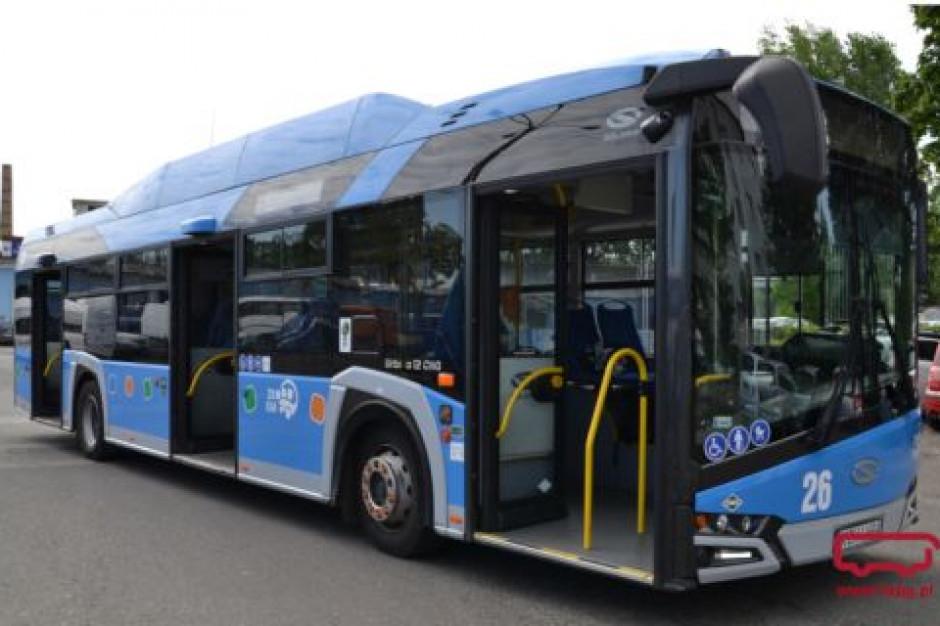 Bielsko-Biała otrzyma 26 autobusów Solaris zasilanych CNG za 32 mln złotych