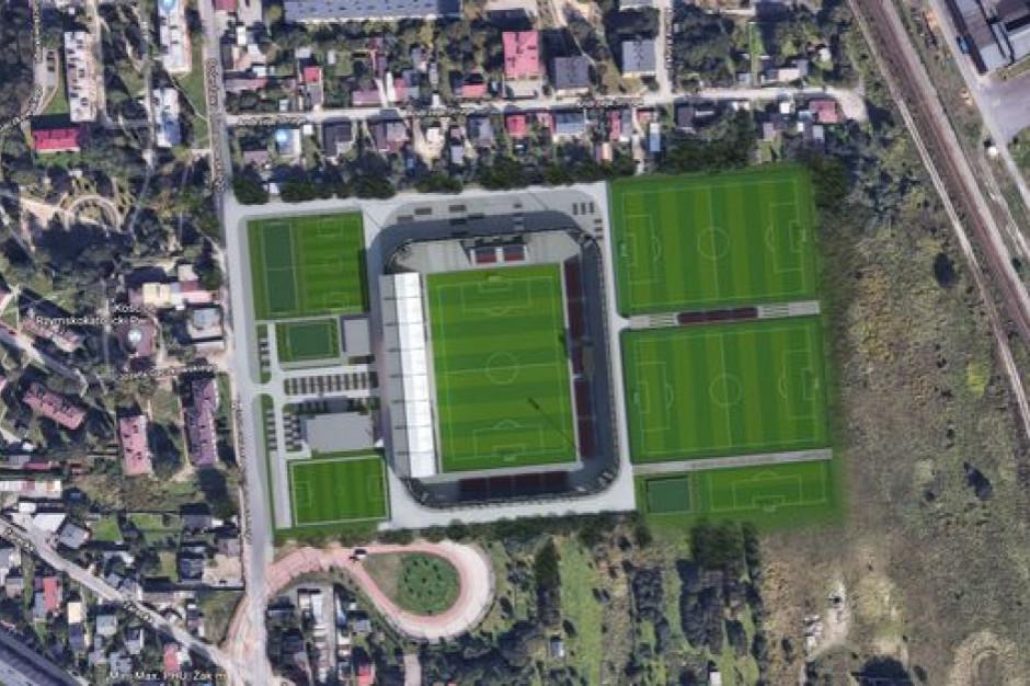 Częstochowa przebuduje stadion. Przetarg ogłoszony