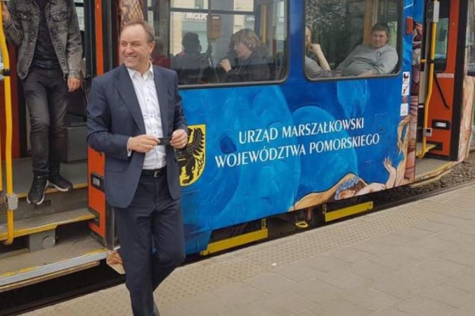 Zarzuty dla marszałka Mieczysława Struka. Poświadczenie nieprawdy czy kampania wyborcza?