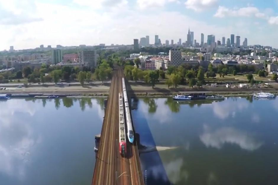 Master Plan: Nowe przystanki i przebudowa linii kolejowych w Warszawie