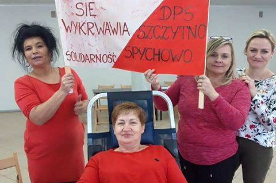 Polscy pracownicy socjalni ze wsparciem międzynarodowej organizacji