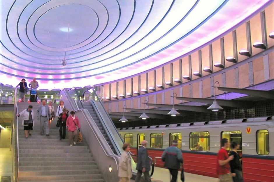 Dwie firmy chcą zaprojektować nowe stacje I linii metra