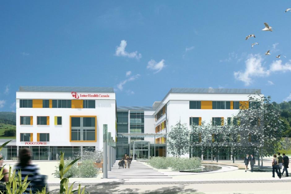 Żywiec: jesienią zakończy się budowa nowego szpitala