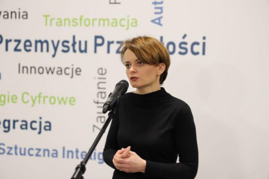 Jadwiga Emilewicz: definiujemy obszary, gdzie współpraca rządu z samorządem może przynieść efekty