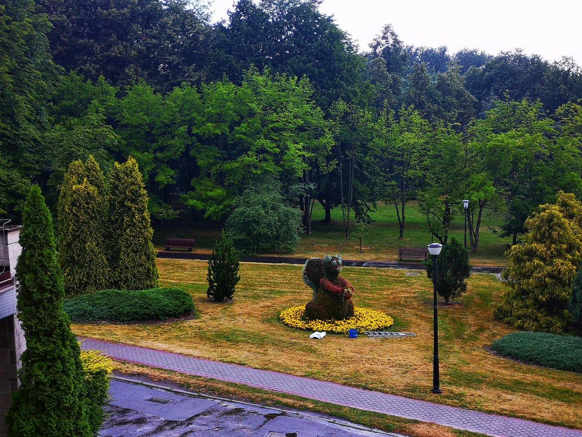 Park jest chętnie odwiedzany przez okolicznych mieszkańców i turystów (fot. Twitter/Park Śląski)