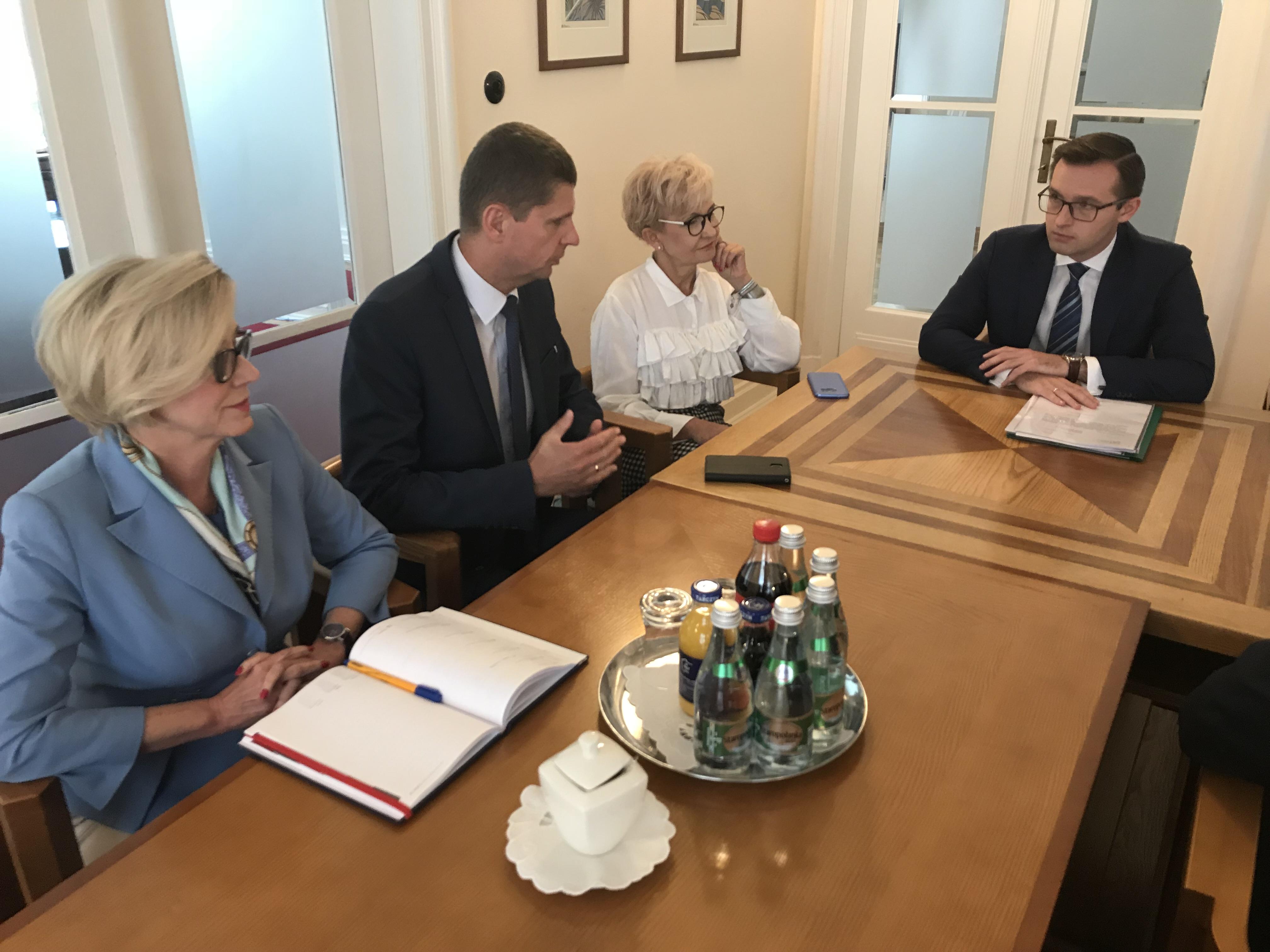(fot. Ministerstwo Edukacji Narodowej/Urząd Miasta Ciechanów)