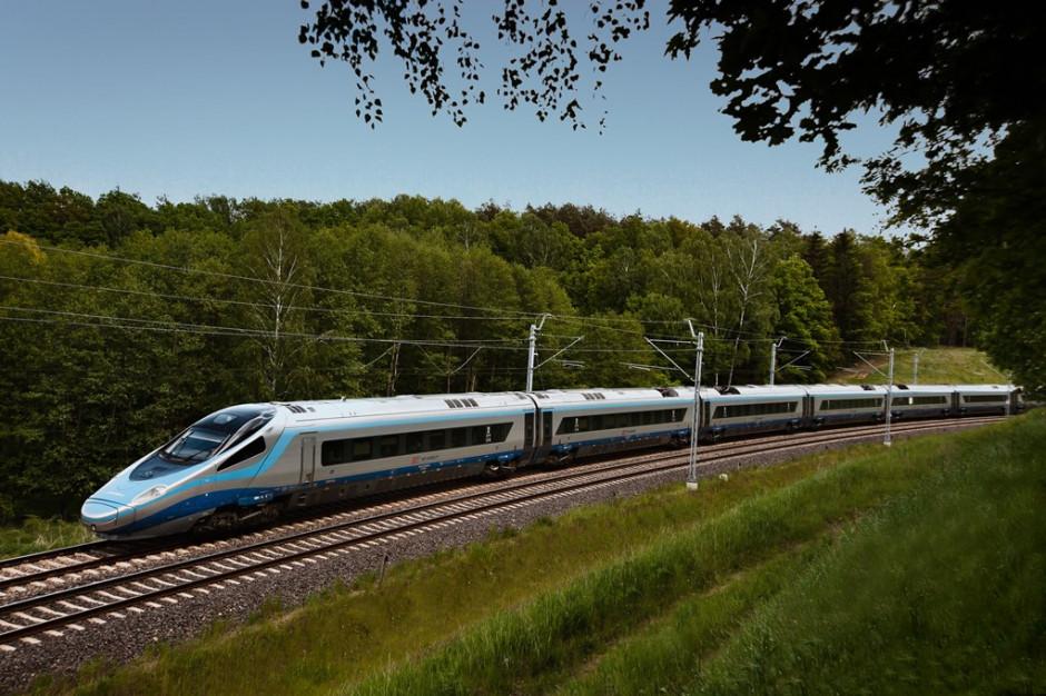 Pendolino przejechało już 30 mln kilometrów i przewiozło 17,5 mln pasażerów