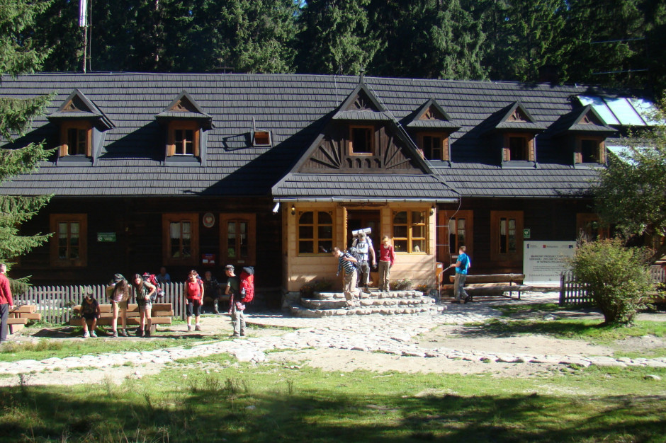 Ranking: Schronisko w Dolinie Roztoki najlepszym schroniskiem górskim w Polsce