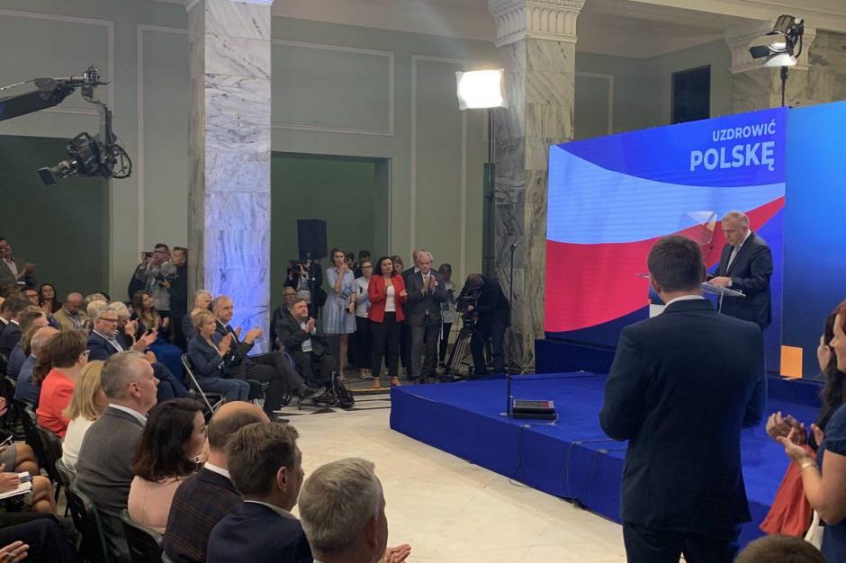 Jan Grabiec: PO nie zabierze programów społecznych