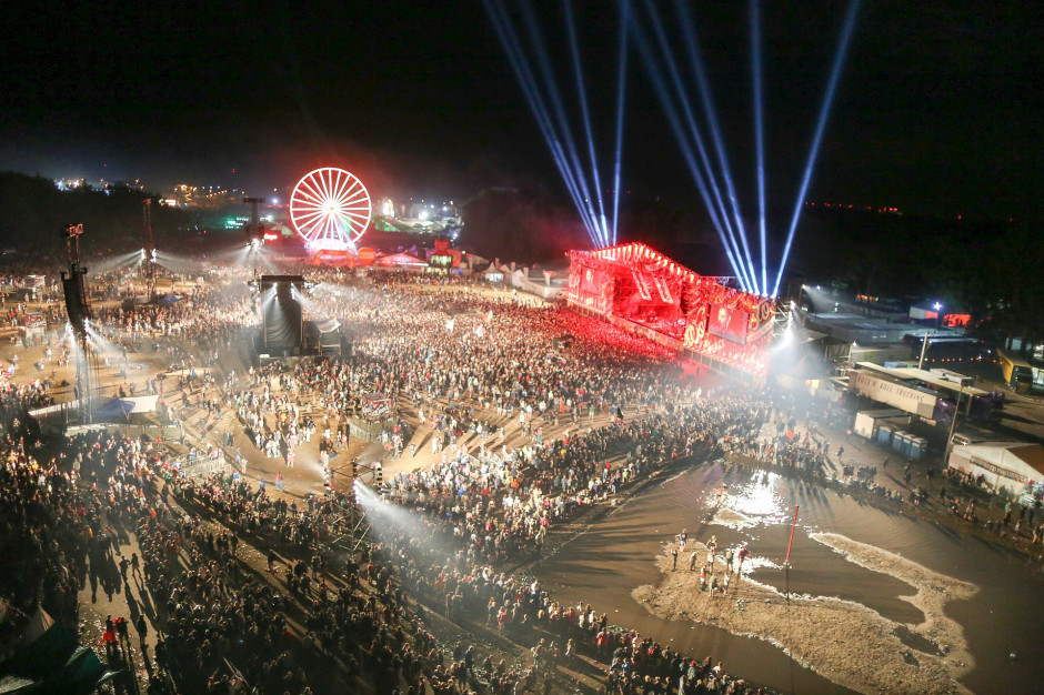 Pol'and'Rock to festiwal muzyczny organizowany przez Fundację WOŚP (fot. wikipedia.org/Ralf Lotys/CC BY 4.0)