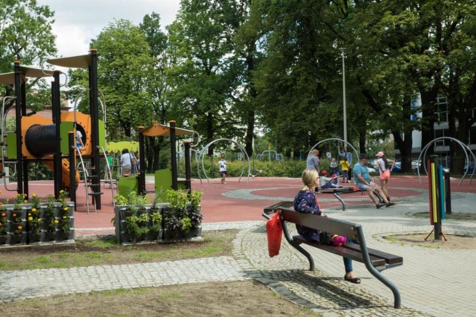 Katowice mają nowy park za 6,5 mln zł