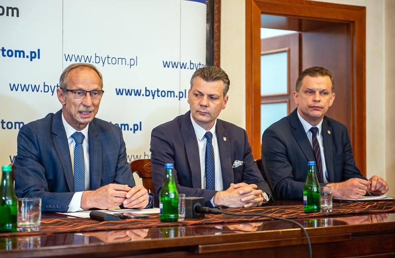 Władze Bytomia zabiegały o dofinansowanie na budowę obiektu od 2018 r. (fot. archiwum UM Bytom - Grzegorz Goik/Hubert Klimek)