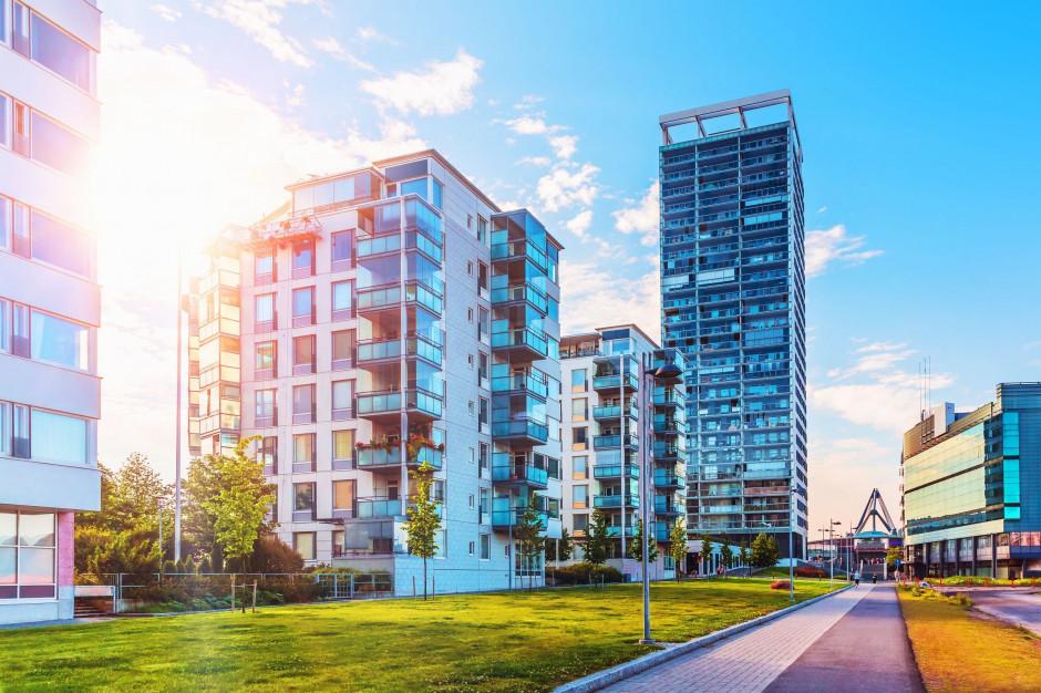 Na Mazowszu powstaje coraz więcej mieszkań
