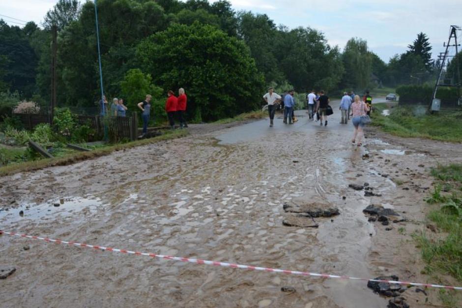 Modliborzyce: Są pieniądze na pomoc dla poszkodowanych przez powódź