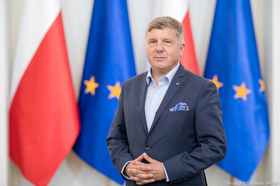Piotr Karczewski doradcą Andrzeja Dudy w sprawach samorządu