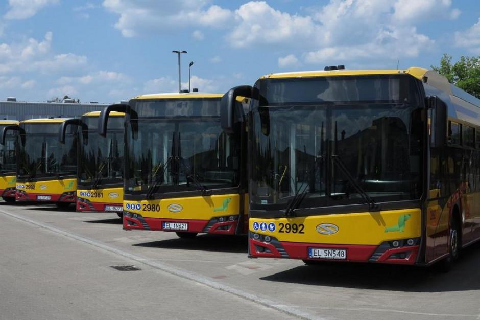 Pięć autobusów zasiliło flotę bielskiego MZK