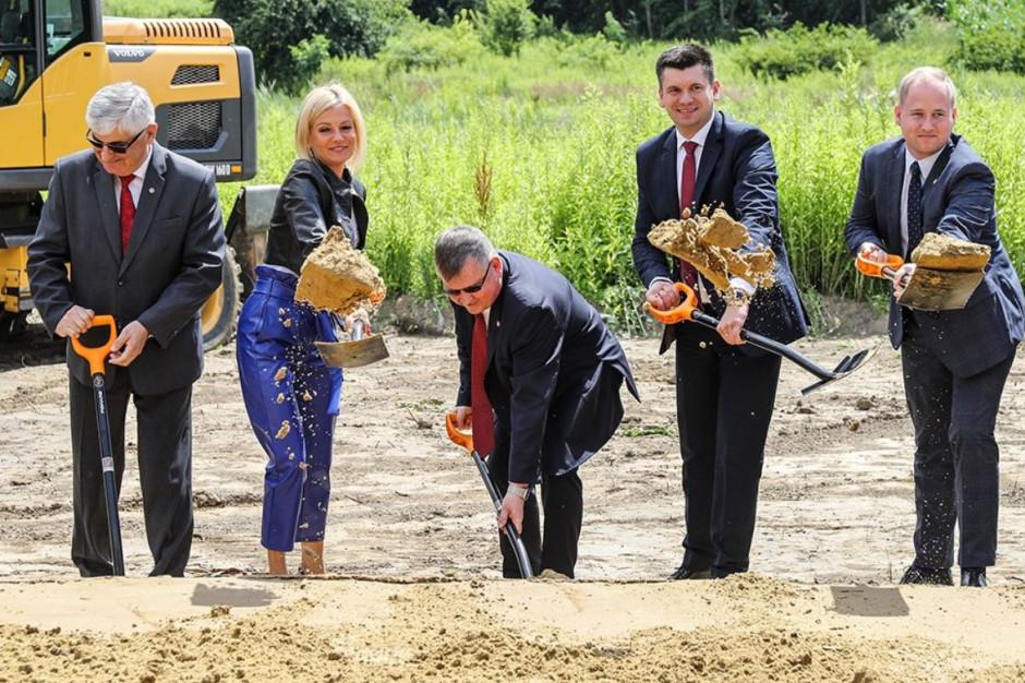 Rozpoczęła się budowa obwodnicy Koszyc za 22 mln zł. Kierowcy skorzystają za blisko 2 lata