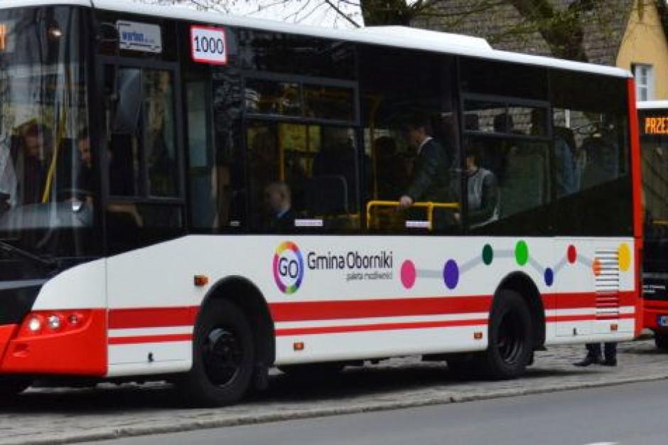 Autobusy spółki Warbus przestały jeździć w Lublinie, Elblągu i Obornikach