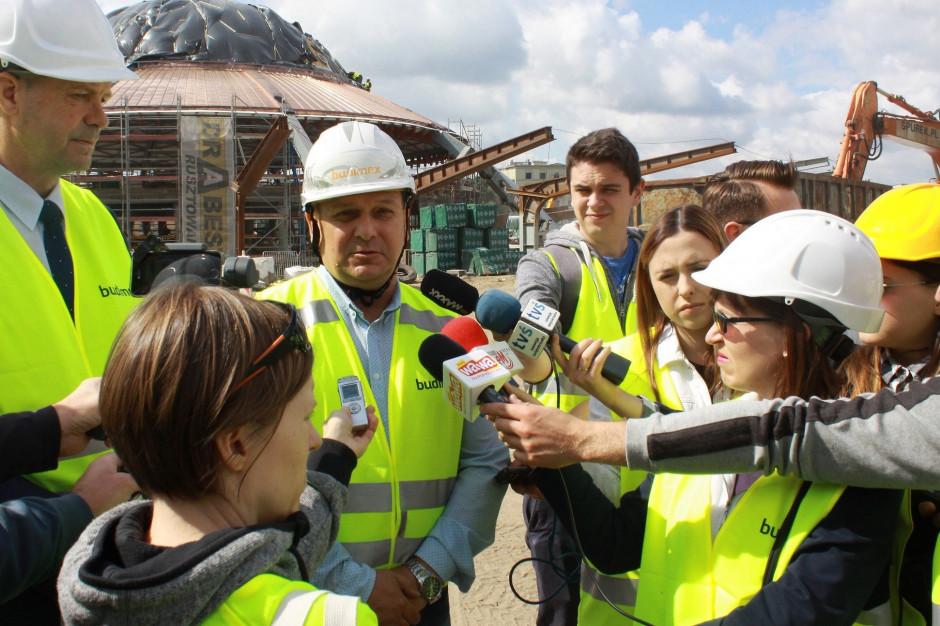 Centrum Komunikacyjne w Kielcach gotowe do końca czerwca 2020 r.