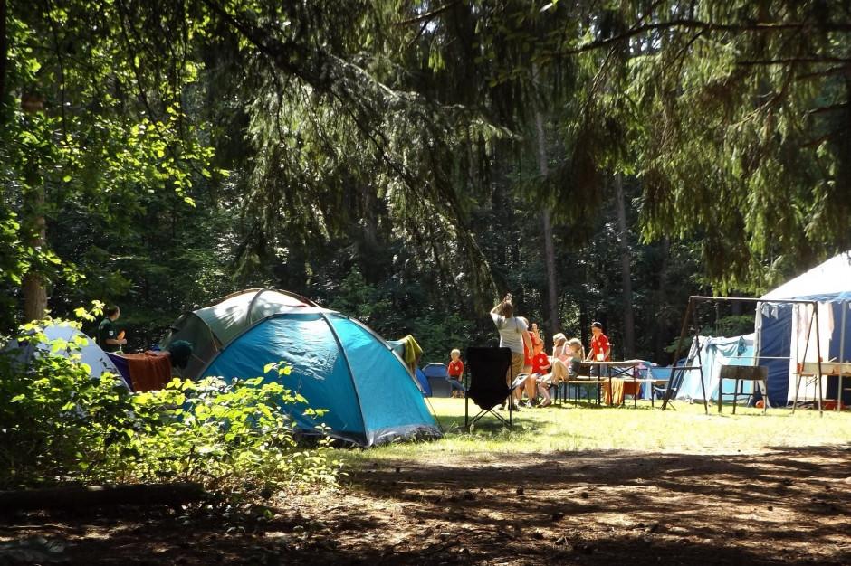 Warmińsko-mazurskie: Skontrolowano obozy dla dzieci. Jest problem