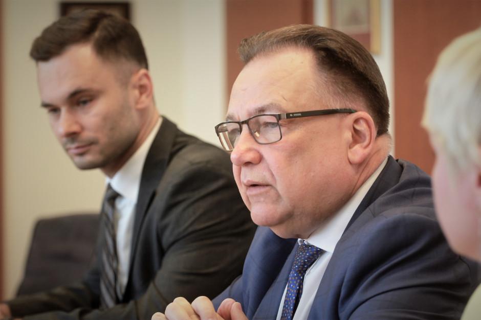 Adam Struzik: są obawy, że po wyborach PiS odbierze władzę samorządom