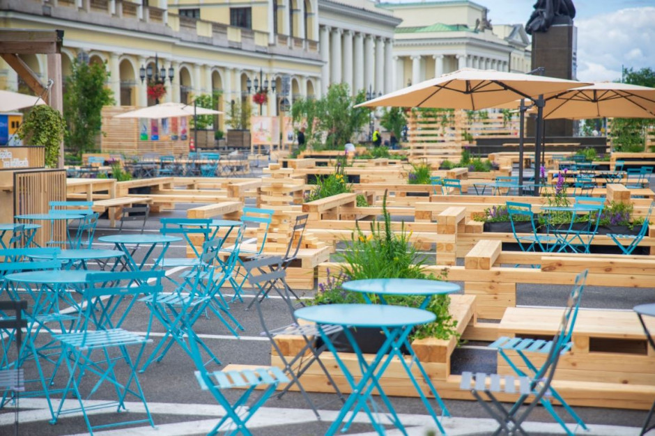 Radni PiS krytykują Strefę Relaksu - inicjatywę Trzaskowskiego