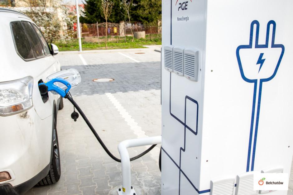 Już blisko darmowych 200 ładowań elektryków. Miasto stawia na ekologię