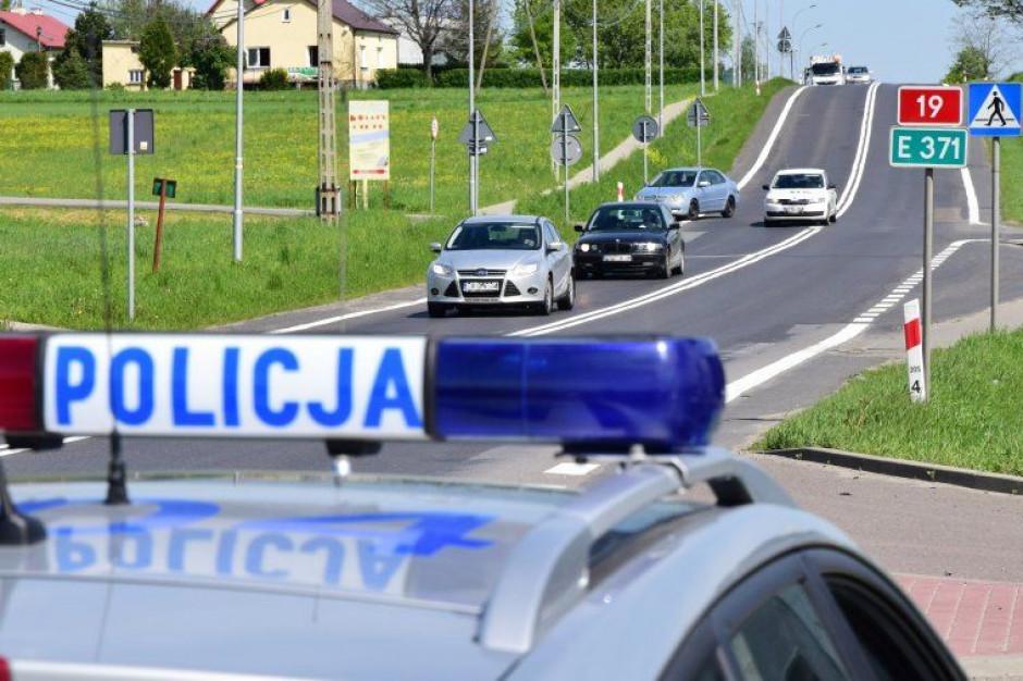Małopolskie: Specjalna policyjna specgrupa będzie ścigać piratów drogowych