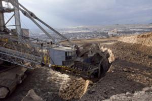 Działalność kopalni pogłębia suszę w regionie