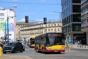 Zmiany w komunikacji miejskiej w Warszawie