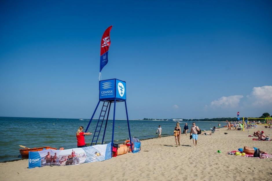 Wróciły sinice. Cztery gdańskie kąpieliska zamknięte. Zakazy również w innych częściach kraju