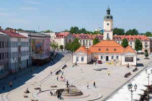 Białystok: 45 marszów, manifestacji i pikiet jednego dnia
