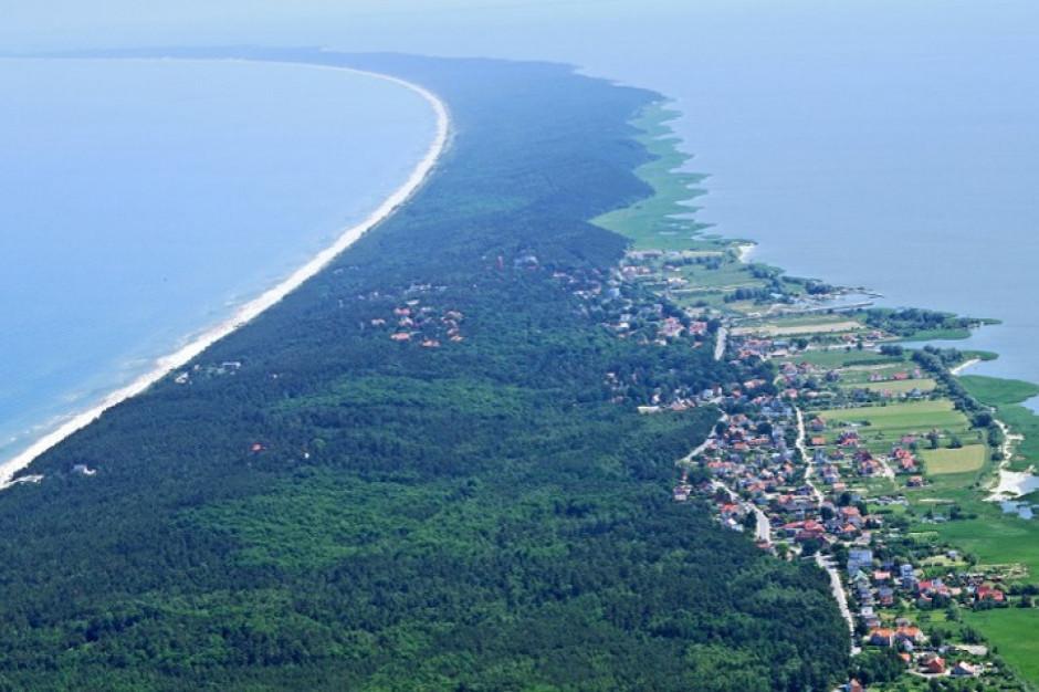 Ministerstwo ogłosił konkurs na nazwy wysp na Mierzei Wiślanej i Zalewie Szczecińskim