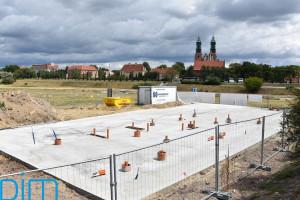 Poznań: Nad Wartą powstaje zaplecze przystani jachtowej