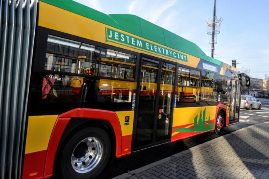 Ciszej i czyściej. Warszawa kupuje elektryczne autobusy