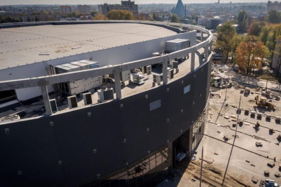 Kto dokończy budowę Radomskiego Centrum Sportu? W przetargu wpłynęły dwie oferty