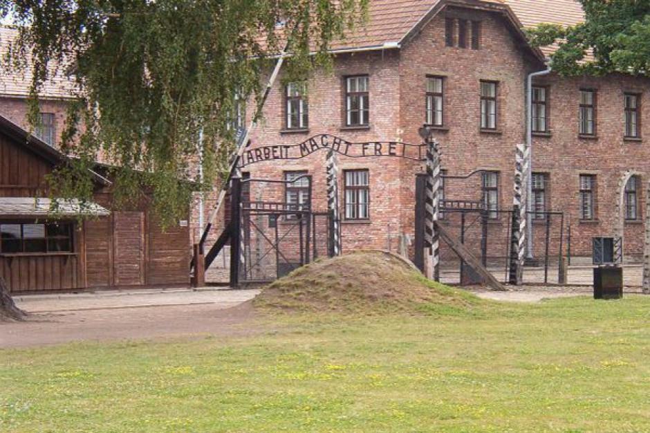 Główne obchody wyzwolenia Auschwitz - 27 stycznia na terenie obozu