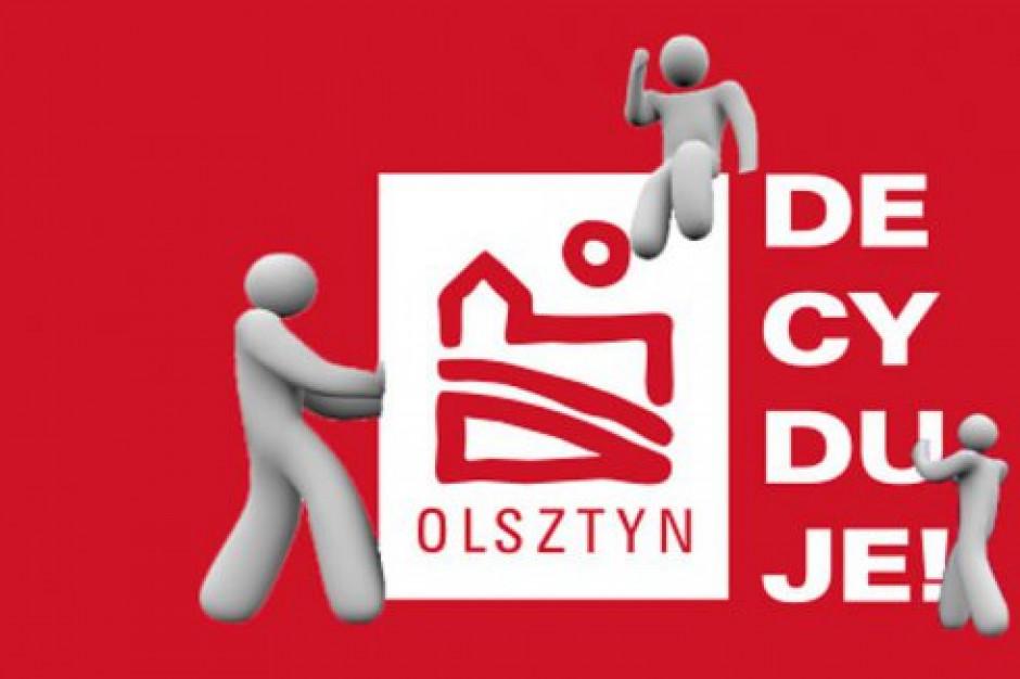 Ponad 6 mln zł na projekty w budżecie obywatelskim Olsztyna