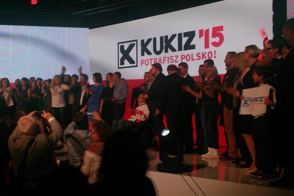 Kukiz'15: najbardziej prawdopodobny jest sojusz z Bezpartyjnymi Samorządowcami
