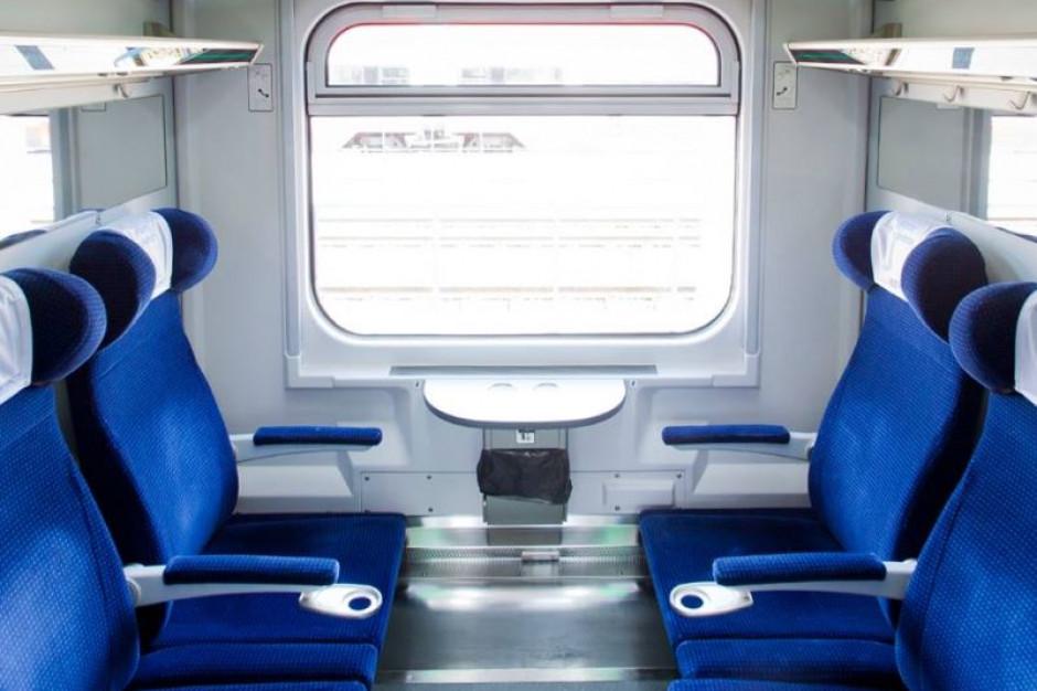 Innowacja PKP: wizualizacja miejsc w wagonie