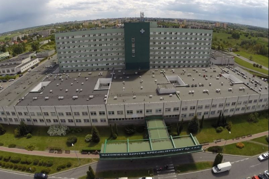 Mazowiecki Szpital Specjalistyczny w Radomiu planuje budowę nowego pawilonu SOR