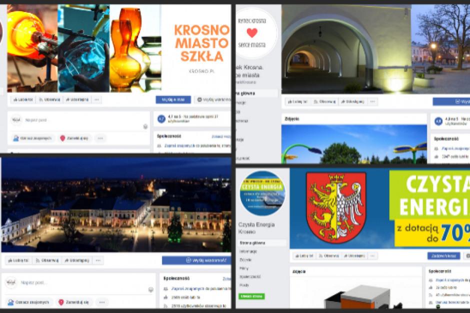 Krosno i poszukiwacze zaginionych profili w mediach społecznościowych