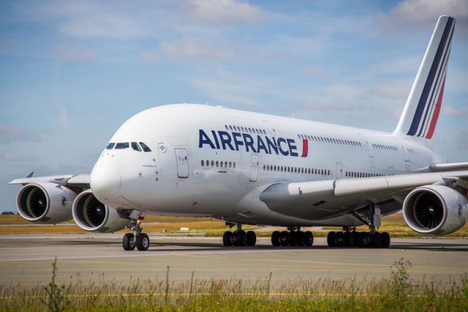 Air France od przyszłego roku będzie latać z Paryża do Krakowa