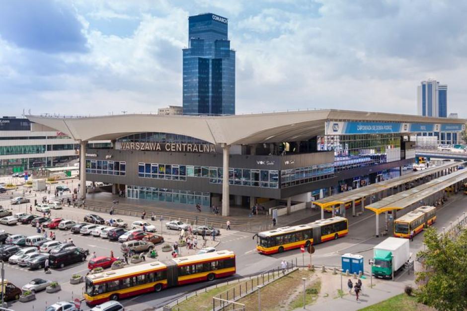 Dworzec Centralny wpisany do rejestru zabytków