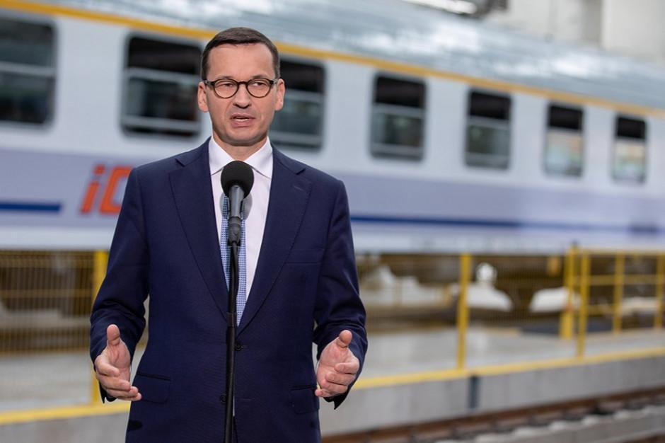 W weekend szef PiS z wizytą w łódzkim, premier - w pomorskim