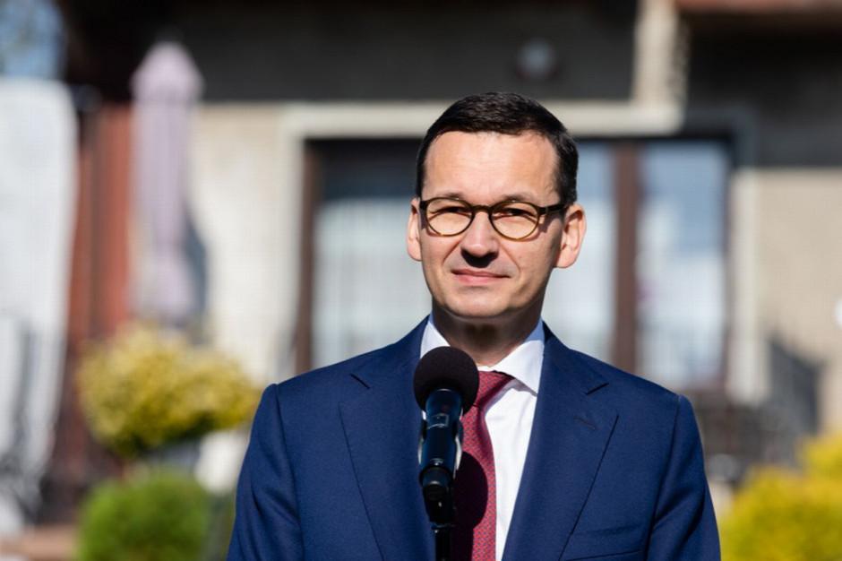 Mateusz Morawiecki: w Wałbrzychu powstanie kilkaset nowych miejsc pracy