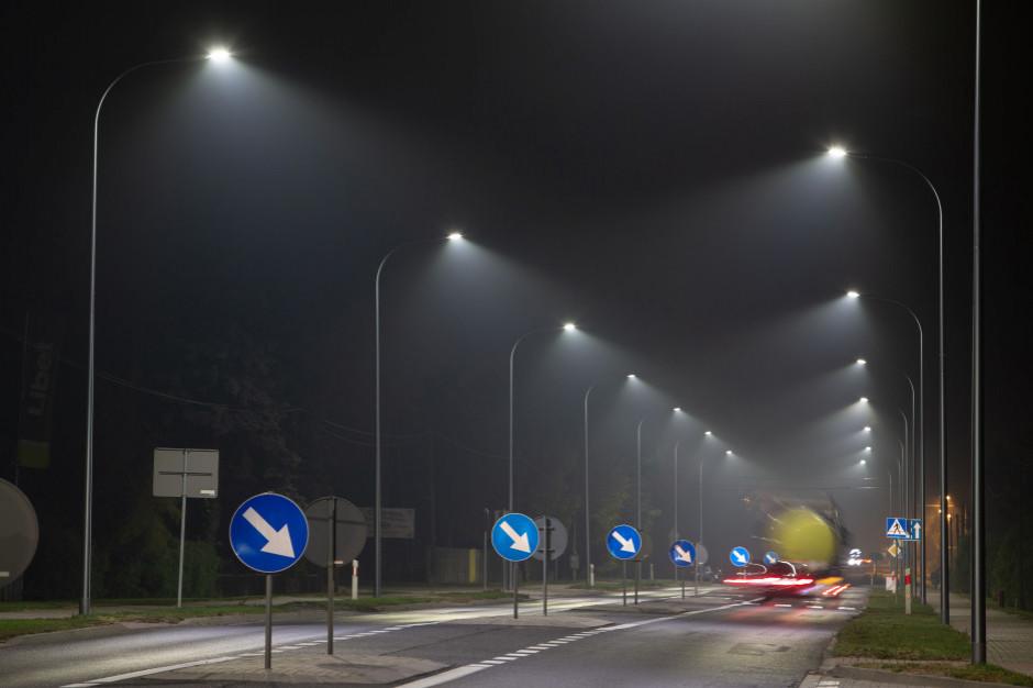Standardy dotyczące oświetlenia w miastach do poprawy