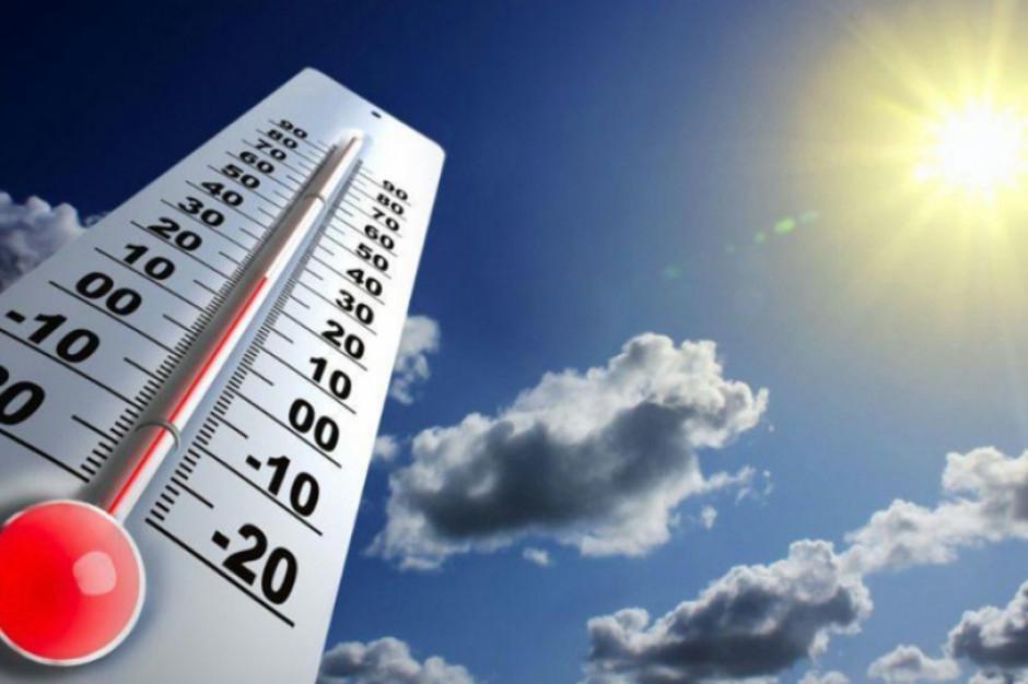 Wysokie temperatury prawie w całej Polsce. IMGW ostrzega przed upałem