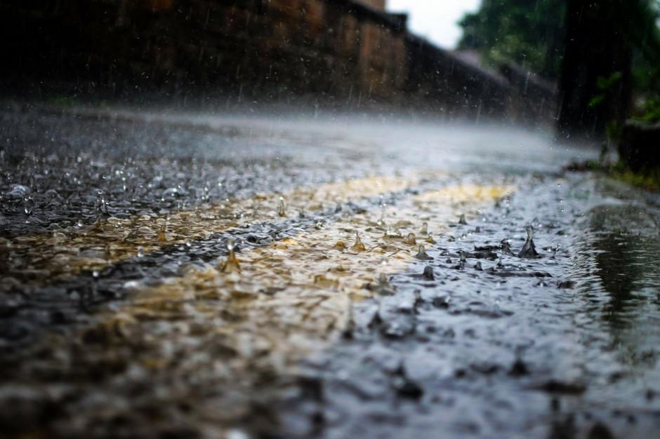 Ponad 400 interwencji na Śląsku związanych z ulewami